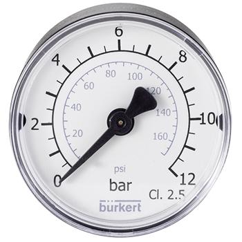 Manómetro Burkert